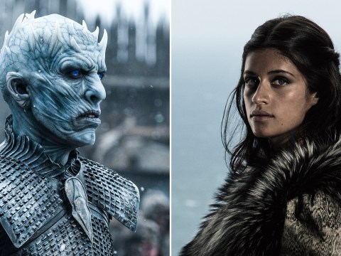 The Witcher fans floored to discover The Night King stars as actor shares photo with Anya Chalotra