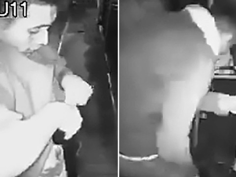 Man shoots himself with gun hidden in trousers during bungled bus robbery