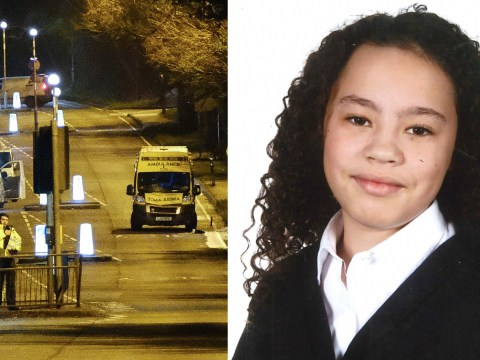 First picture of schoolgirl, 10, who died after being hit by ambulance on 999 call