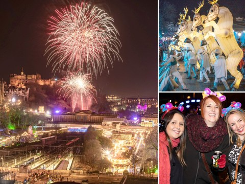 Thousands of Brits prepare to welcome new decade by kicking off New Year celebrations
