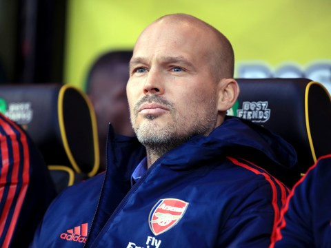 Freddie Ljungberg explains why Nicolas Pepe was axed for Arsenal's draw against Norwich City