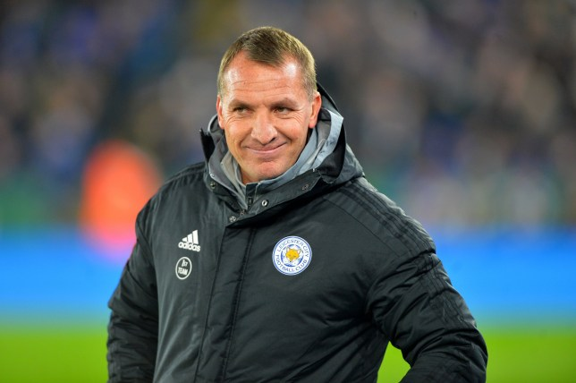 Brendan Rodgers has responded to links with the Arsenal job