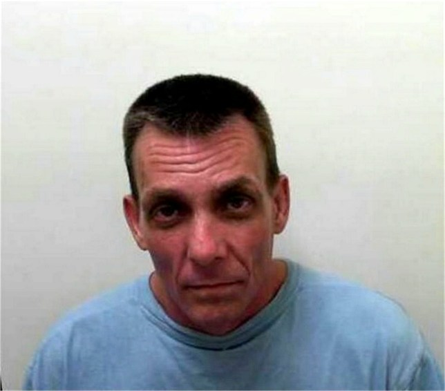 Convicted murderer David Greening, 48, has been jailed for life for the horrific attempted rape of a woman - on the day he was released. See SWNS story SWPLrape. A convicted murderer has been jailed for life for the horrific attempted rape of a woman - on the day he was released. Twisted David Greening, 48, dragged the terrified 21-year-old victim down a bank hours after his release from prison having served 16 years for beating his own father to death. He was on a life sentence for that murder but the parole board deemed him was safe for release in July, a court heard. Desperate for sex, Greening drank and took drugs before pouncing on the woman in Plymouth, Devon, in the early hours.