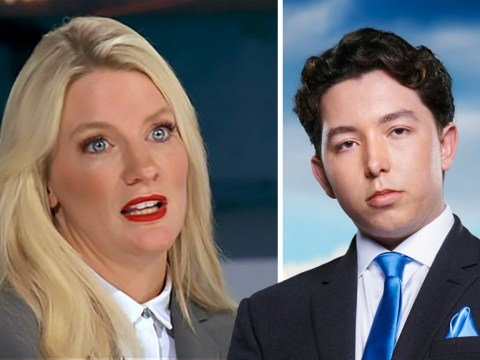 The Apprentice's Marianne Rawlins 'close to tears' after being compared to 'man in drag' by rival Ryan-Mark Parsons