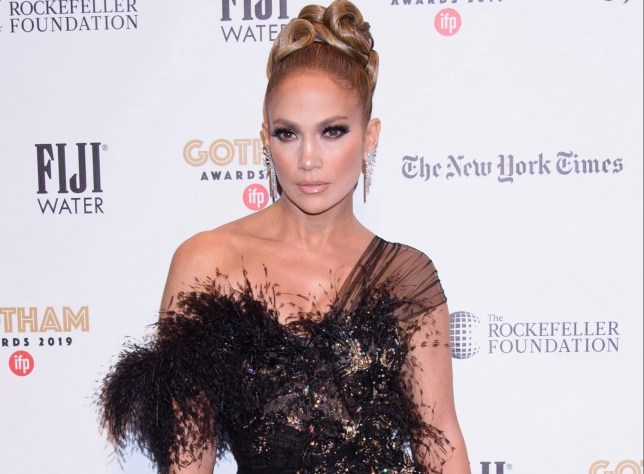 29th Annual IFP Gotham Awards Cipriani Wall Street, NY Pictured: Jennifer Lopez Ref: SPL5132953 021219 NON-EXCLUSIVE Picture by: Janet Mayer / SplashNews.com Splash News and Pictures Los Angeles: 310-821-2666 New York: 212-619-2666 London: +44 (0)20 7644 7656 Berlin: +49 175 3764 166 photodesk@splashnews.com World Rights,