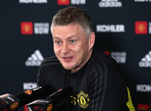 Ole Gunnar Solskjaer is planning a formation change for Manchester United vs Tottenham
