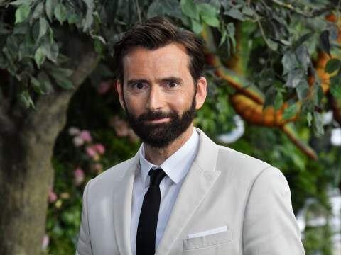 David Tennant is returning to London's West End to star in the revival of a play all about nazism