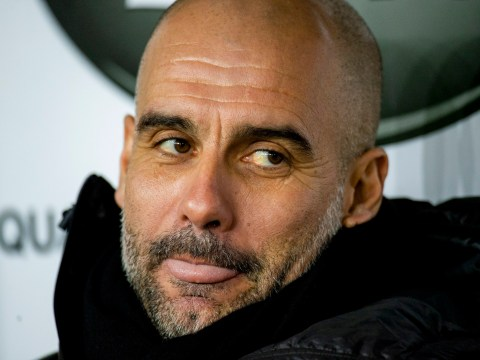 Pep Guardiola says Manchester City 'crazy' to think about beating Liverpool to Premier League title