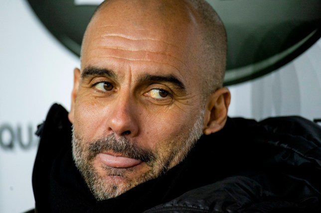 Pep Guardiola says the Premier League title race 'is over' between Liverpool and Manchester City
