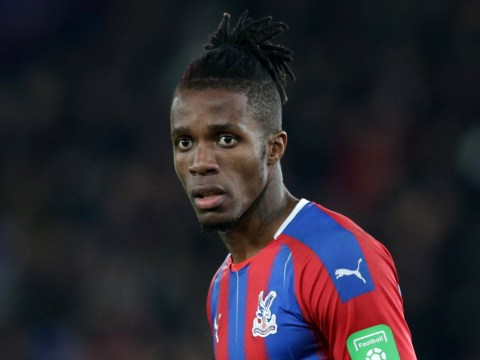 Chelsea in talks to sign Wilfried Zaha from Crystal Palace