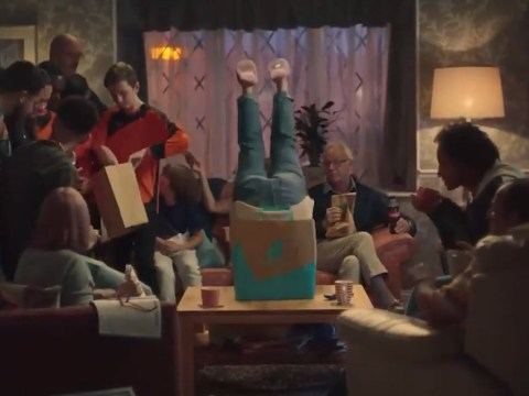Deliveroo advert saying you can get food from lots of places at once is banned