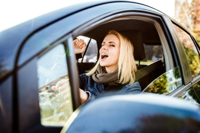 Drivers face £5,000 fine for singing too loudly