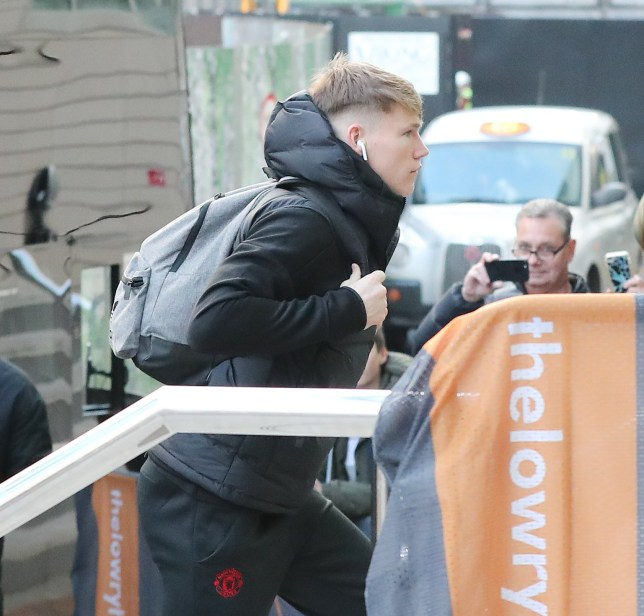 Scott McTominay is back in the Manchester United squad