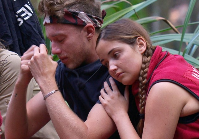 Who left I'm A Celebrity last night and when is the final?