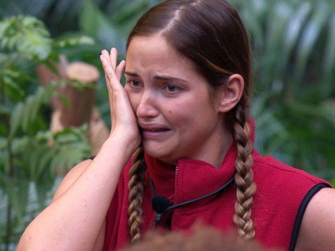 I'm A Celebrity Get Me Out Of Here star Jacqueline Jossa 'cried through hard stuff' in the jungle