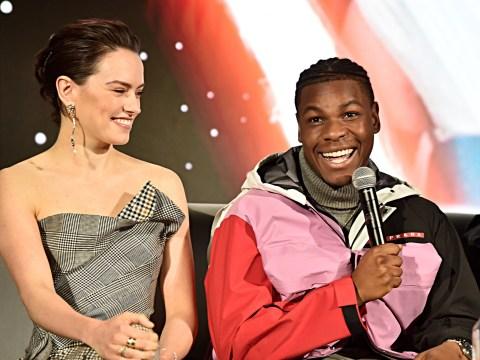 Star Wars' John Boyega has met Americans who are 'confused black people live in London'