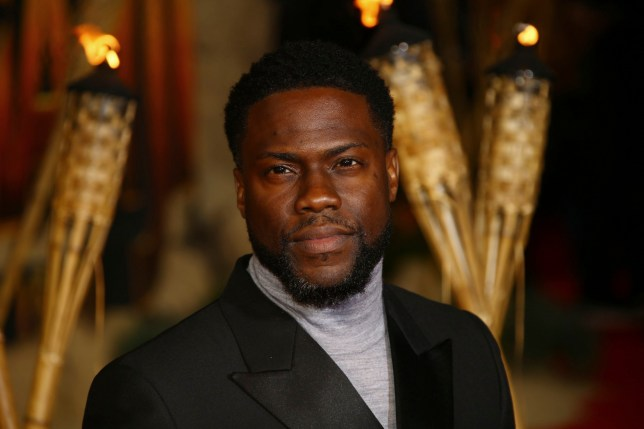 Kevin Hart 'not fully recovered' after nearly dying in horror car crash