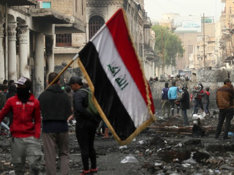 At least 15 dead and 60 wounded in Baghdad as gunmen open fire on protesters