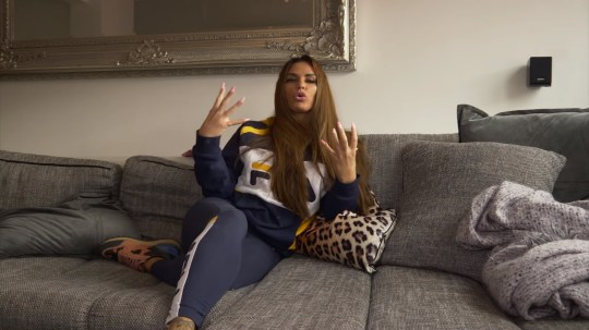 Katie Price insists she's single after Kris Boyson rumours as she reveals 'strange' sexual encounters (Picture: Katie Price; YouTube)