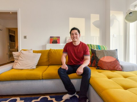 What I Own: Justin, who pays £1,500 a month towards a mortgage for a one-bedroom flat in Woolwich