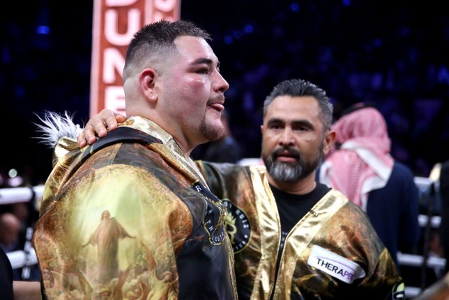 Andy Ruiz Jr's trainer opens up on camp that led to Anthony Joshua defeat