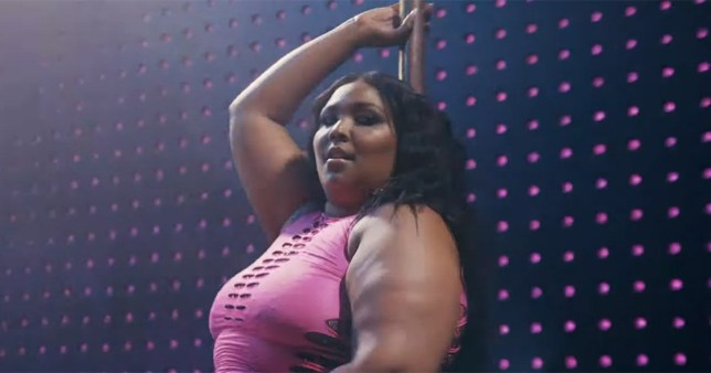 Lizzo shares forgotten stripper snaps from Hustlers movie and we are not worthy