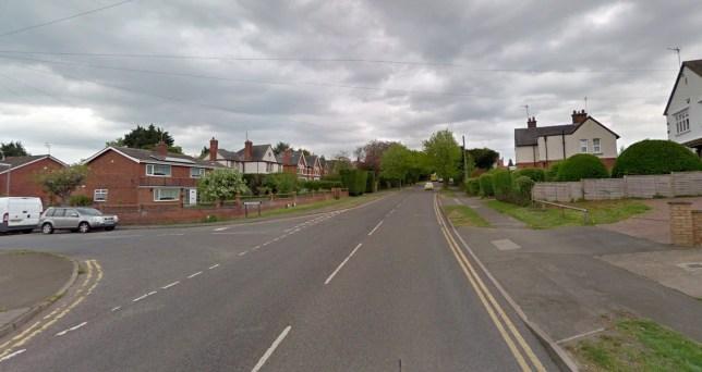 Wellingborough Road, Rushden (Picture: Google)