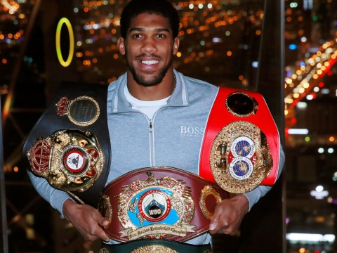 Frank Warren advises Anthony Joshua to vacate two titles and fight Deontay Wilder-Tyson Fury winner