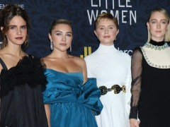Emma Watson, Florence Pugh and Saoirse Ronan step out for Little Women premiere