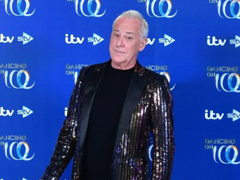 What happened to Michael Barrymore – why did he quit Dancing On Ice?