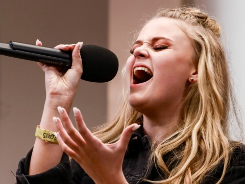 The X Factor: The Band hopeful Jess Folley won The Voice Kids aged just 14