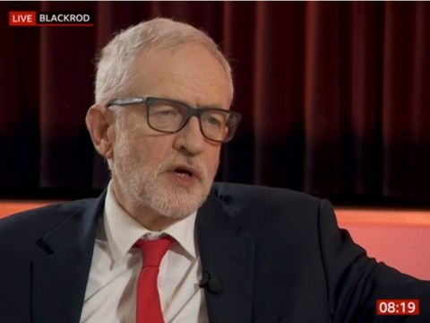 Jeremy Corbyn denies using boy treated on hospital floor as 'political football'