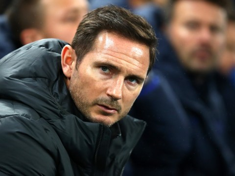 Frank Lampard backs Carlo Ancelotti ahead of potential Arsenal move