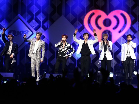 Jooheon rejoins Monsta X to totally slay – or should we say sleigh? – the Jingle Ball