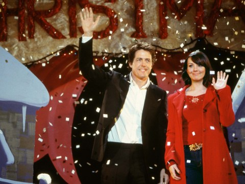 When and what time is Love Actually on TV this Christmas?