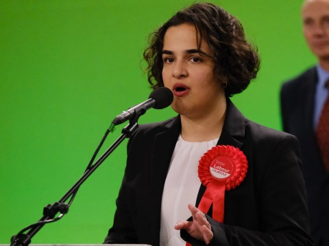 Britain's youngest MP vows to take home less than half £79,000 salary