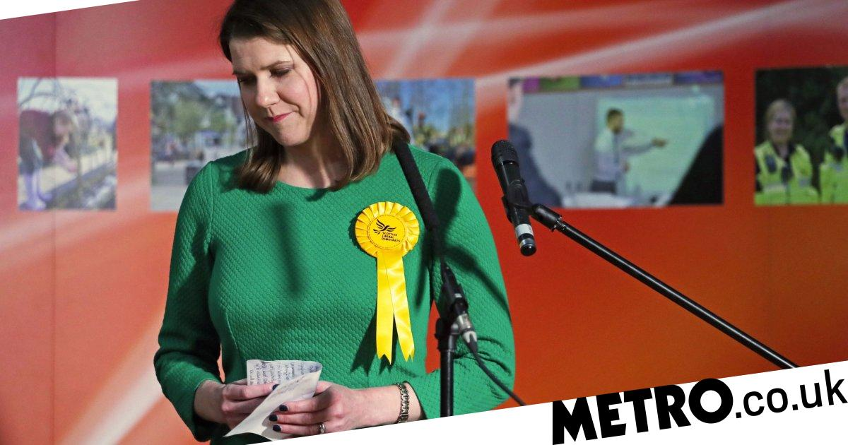Jo Swinson replaced by new Lib Dem joint leaders after election defeat