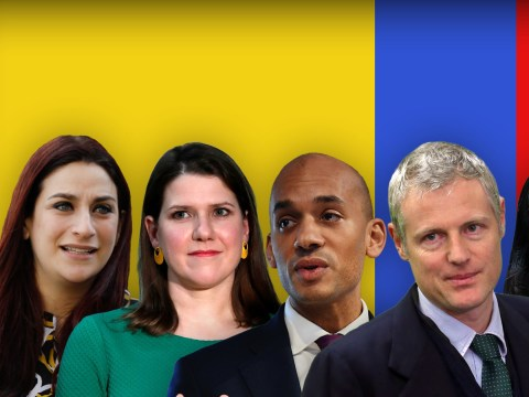 Who were the biggest losers in the 2019 General Election?