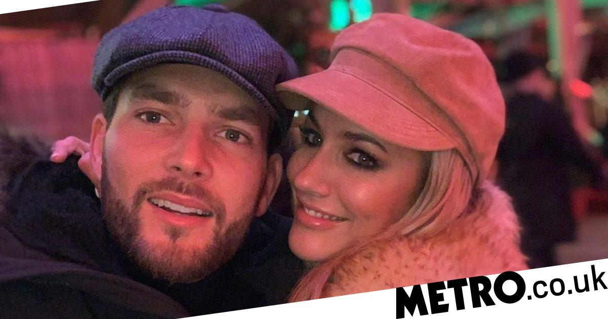 Heartbroken Lewis Burton 'lost for words' as he addresses Caroline Flack's death