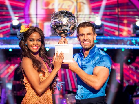 Strictly's Oti Mabuse 'requests older partner for next series' to distance herself from Kelvin Fletcher 'scandals'