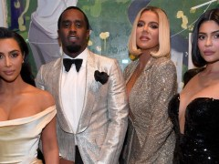 Kim, Khloe Kardashian and Kylie Jenner shine at star-studded Sean Combs birthday party