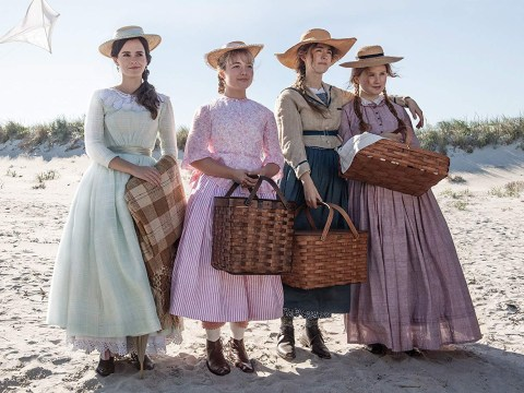 When is Little Women released and who is in the cast of the Greta Gerwig movie?
