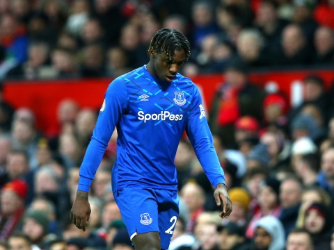 Everton appalled by Moise Kean's 'unacceptable' lockdown party