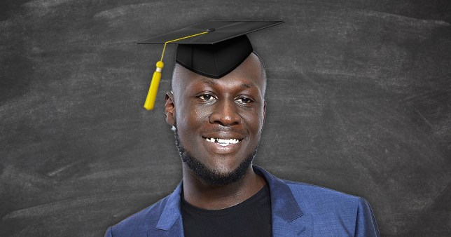 Stormzy considering studying English at university as he reflects on Cambridge scholarship