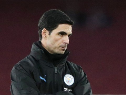 Mikel Arteta gets front row seat to the Arsenal horror show awaiting him