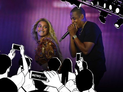 What Happens On Tour: Jay Z's motivational conversations with Beyonce's dancers backstage