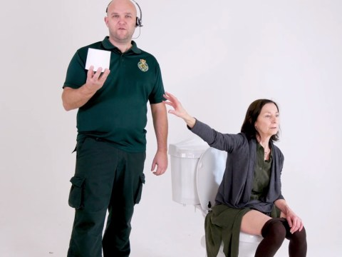 Woman called 999 because she couldn't reach toilet roll