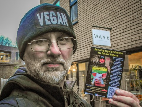 Judges to decide if being vegan is similar to having religious beliefs