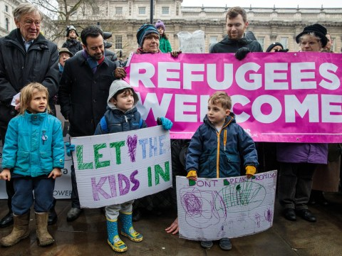 Home Office 'ignoring offers to house child refugees from councils'