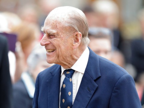 Prince Philip 'jokes with doctors' and is in 'good spirits'